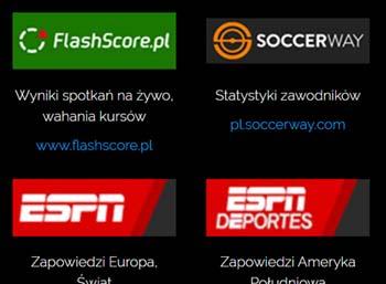 Baza serwisów informacyjnych