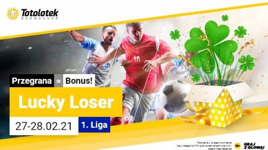 Lucky Loser od Totolotka 27-28.02.2021 1 Polska Liga