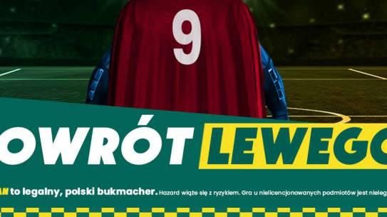 Lewandowski powrót na szczyt