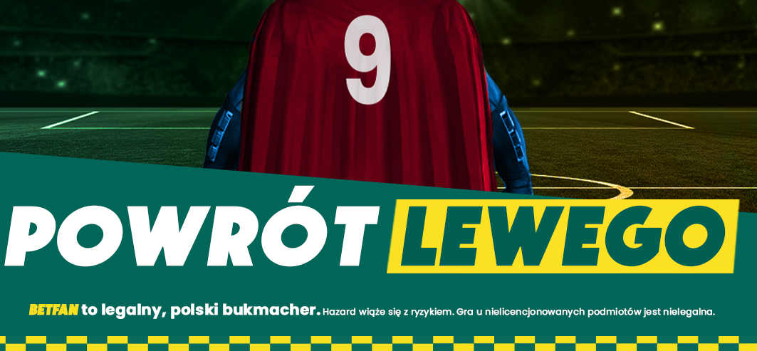 Powrót Lewandowskiego