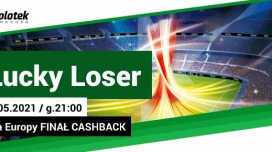 Bonus Lucky Loser 45 PLN FINAŁ LIGI EUROPY