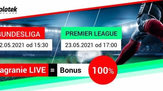 Bonusy na koniec sezonu