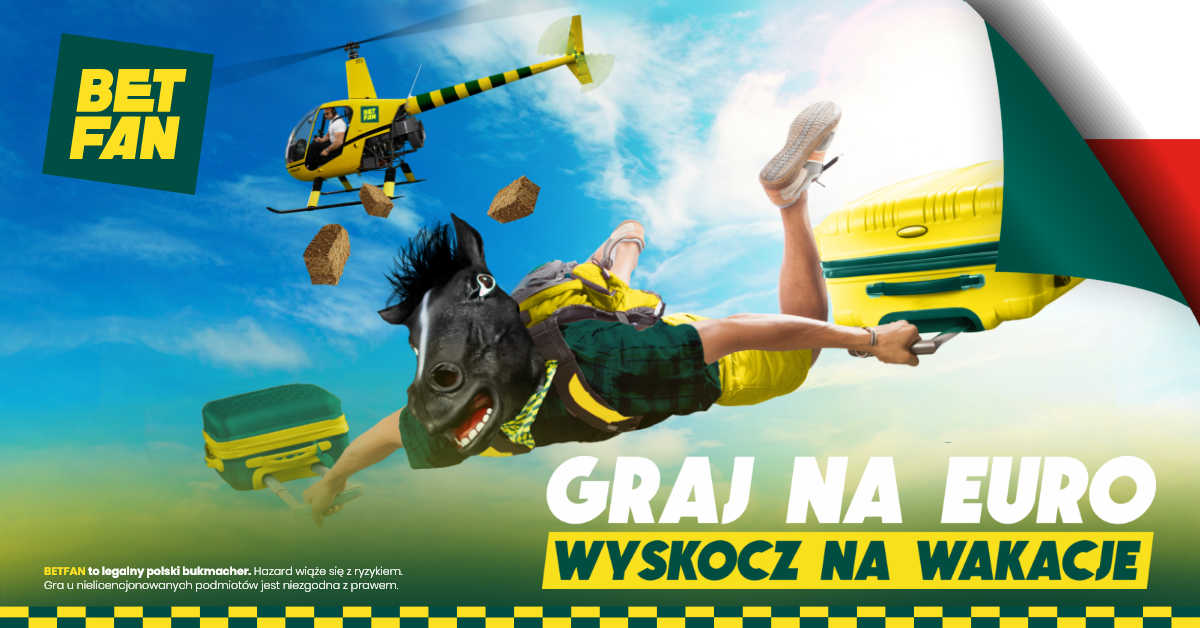 Betfan promocja na Euro 2020 piłka nożna