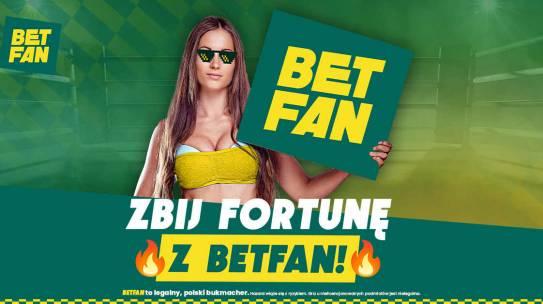 Betfan – Bonus na KSW
